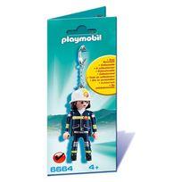 Playmobil - Porte-clés pompiers