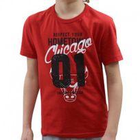 Adidas originals - Tee shirt Chicago Bulls Basketball Garçon Adidas