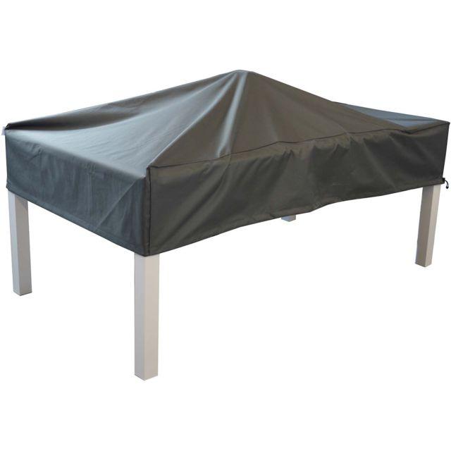 PROLOISIRS Housse de protection étanche pour table 200 x 100 cm