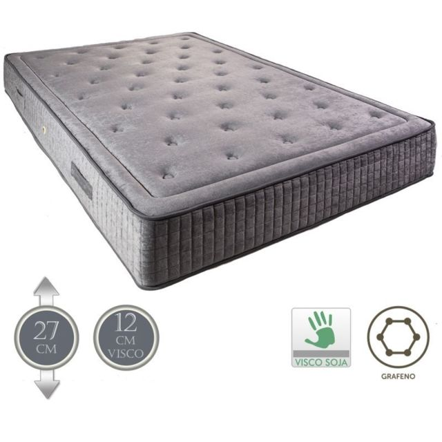Nightcare Matelas Premium V12 80x190 cm