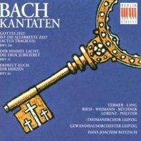 Berlin Classics - Cantates Bwv 106, 31 & 66 - Cd