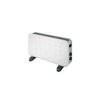 Niklas - Radiateur electrique d'appoint 2000W Blanc Biscotto Chauffage d appoint 2 Positions Thermo-convecteur modern design