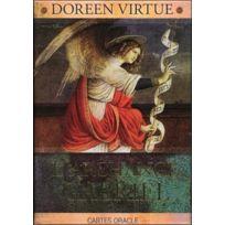 Exergue - l'archange Gabriel ; cartes d'oracle