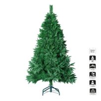 Jja - Sapin de Noël 150 cm vert d'oregon