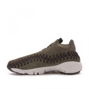Basket Nike Air Footscape Woven Chukka Gris 446337-003 g3xyyWv
