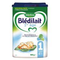 Bledilait - Lait en poudre - 1er Age - 900g
