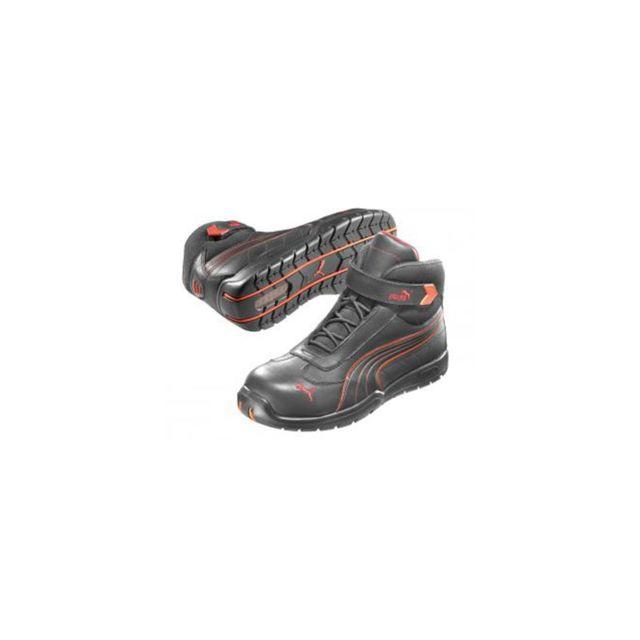 De Hautes Motorsport Puma Sécurité S3 Chaussures 63216 39 Pas eWCodrxB