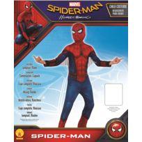 MARVEL - Spider-Man Homecoming - Déguisement classique avec couvre-botte - Taille L - I-630730L
