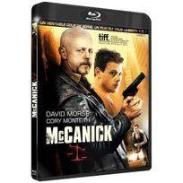 First - McCanick Blu-Ray