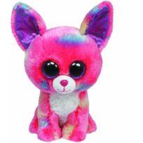Ty - Peluche Beanie Boos Grand Duchess Chihuahua Rose 23 Cm