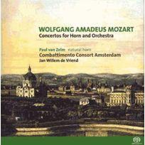 Etcetera - Wolfgang Amadeus Mozart - Concertos pour cor et orchestre : Concertos K.417, K.447, K.412, K.495