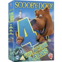 Whv - Scooby Doo: Live Action Quad IMPORT Anglais, IMPORT Coffret De 4 Dvd - Edition simple