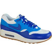 competitive price 95d5a aa04c Nike - Air Max 1 Vntg Wmns 555284-105 Bleu