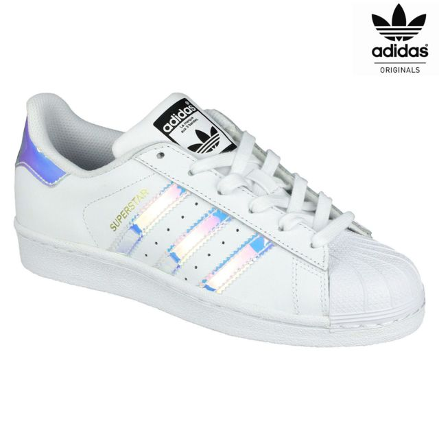 Adidas originals Superstar Aq6278 hologram iridescent