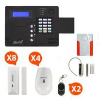 ATLANTIC'S - Alarme sans fil St-v - Kit 6