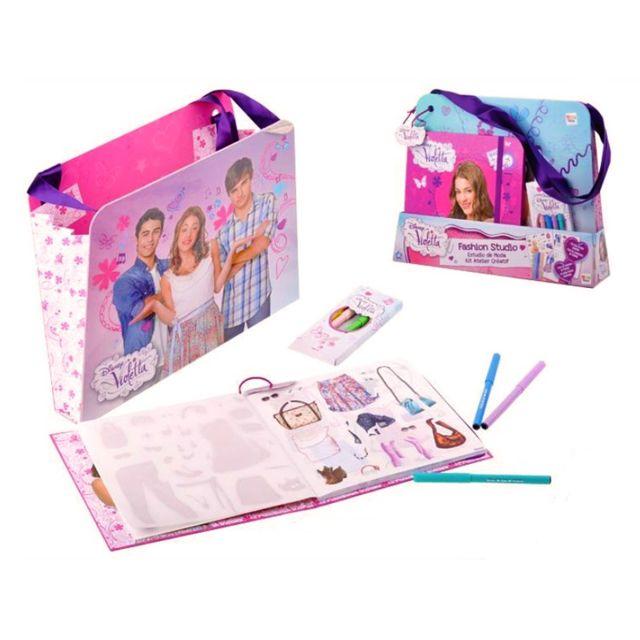 Imc Toys - Kit atelier créatif Violetta