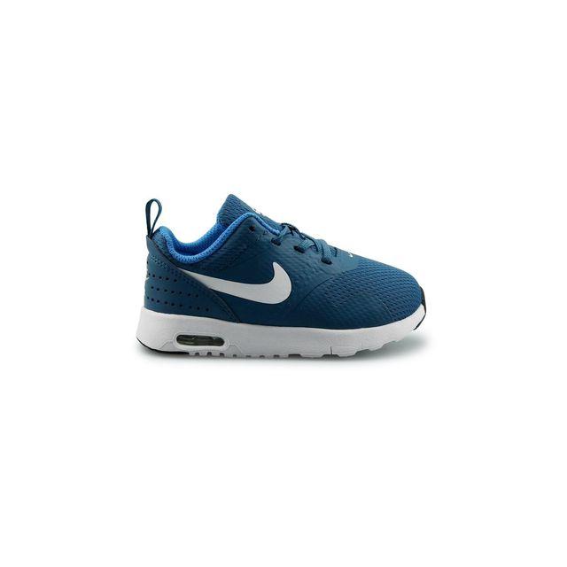 Nike Air Max Tavas Bebe Bleu pas cher Achat Vente