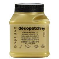 Decopatch - Vernis vitrificateur satiné Décopatch 180ml