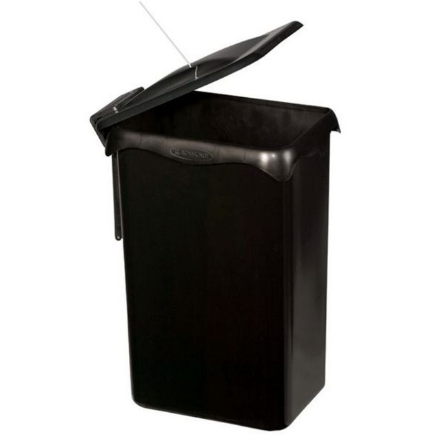 Poubelle ouverture automatique cheap poubelle ouverture automatique u en forme de canette with - Poubelle de placard ...