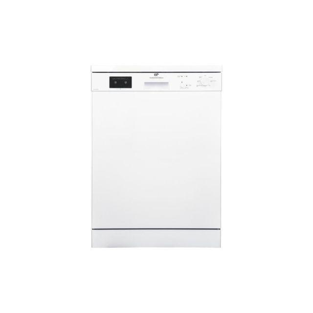 Continental Edison Lave-vaisselle - A++ - 13 Couverts - 45 Db - 2 Paniers+tiroir Couverts - Depart Differe - L59,8 Cm X H85 Cm B