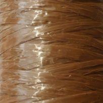 Graines Creatives - Raphia synthétique Marron 125 g - Graine créative