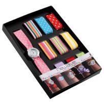 Newave - Coffret Montre Et Bracelets Fille
