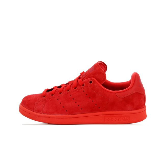 Adidas originals - Basket Stan Smith - S75109 Rouge - 38 2/3