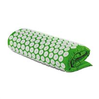 CAPITAL SPORTS - Eraser Tapis de yantra Tapis masseur Acupression 80x50cm -vert