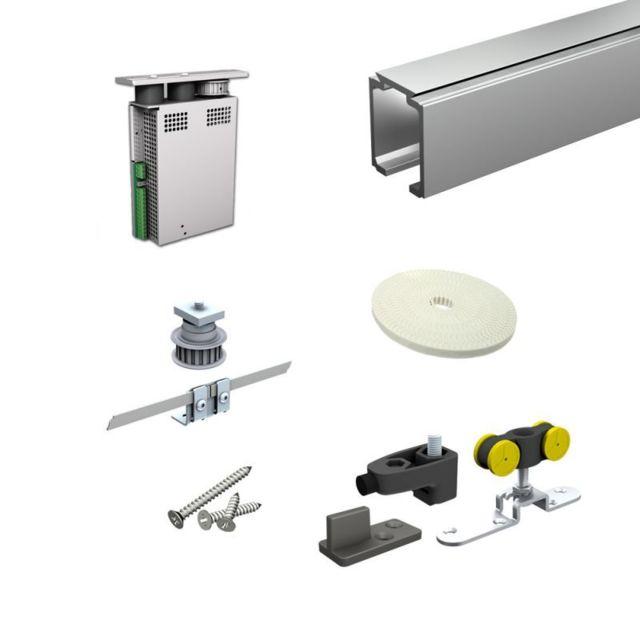 Wimove pack motorisation widoor filaire pour porte - Systeme coulissant porte interieure ...