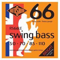 Rotosound - 66LE Swing Bass - Heavy 50-110 - jeu guitare basse