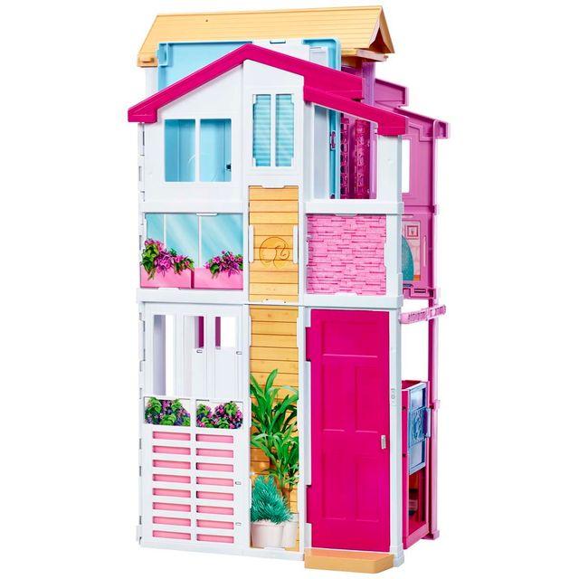 Barbie Maison De Luxe Dly32 Pas Cher Achat Vente Poupees