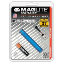 Maglite - Solitaire 1AAA/R3 Led bleu blister