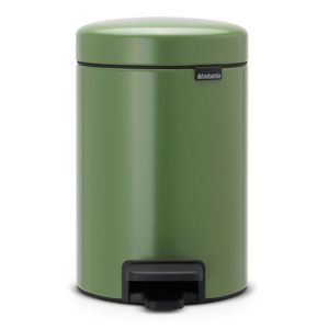 brabantia poubelle p dale newicon 3 litres vert pas cher achat vente poubelle de cuisine. Black Bedroom Furniture Sets. Home Design Ideas