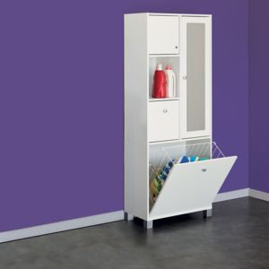 alin a triniti colonne de rangement de salle de bains 170cm pas cher achat vente colonne. Black Bedroom Furniture Sets. Home Design Ideas