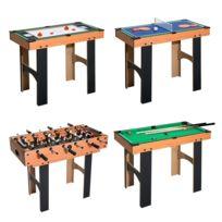 table multi jeux baby foot - Achat table multi jeux baby foot pas ... 6450ea2de666