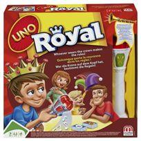 Uno - Jeu De Cartes - Royal Revenge