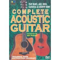 Fifth Avenue Films - Complete Acoustic Guitar IMPORT Anglais, IMPORT Dvd - Edition simple