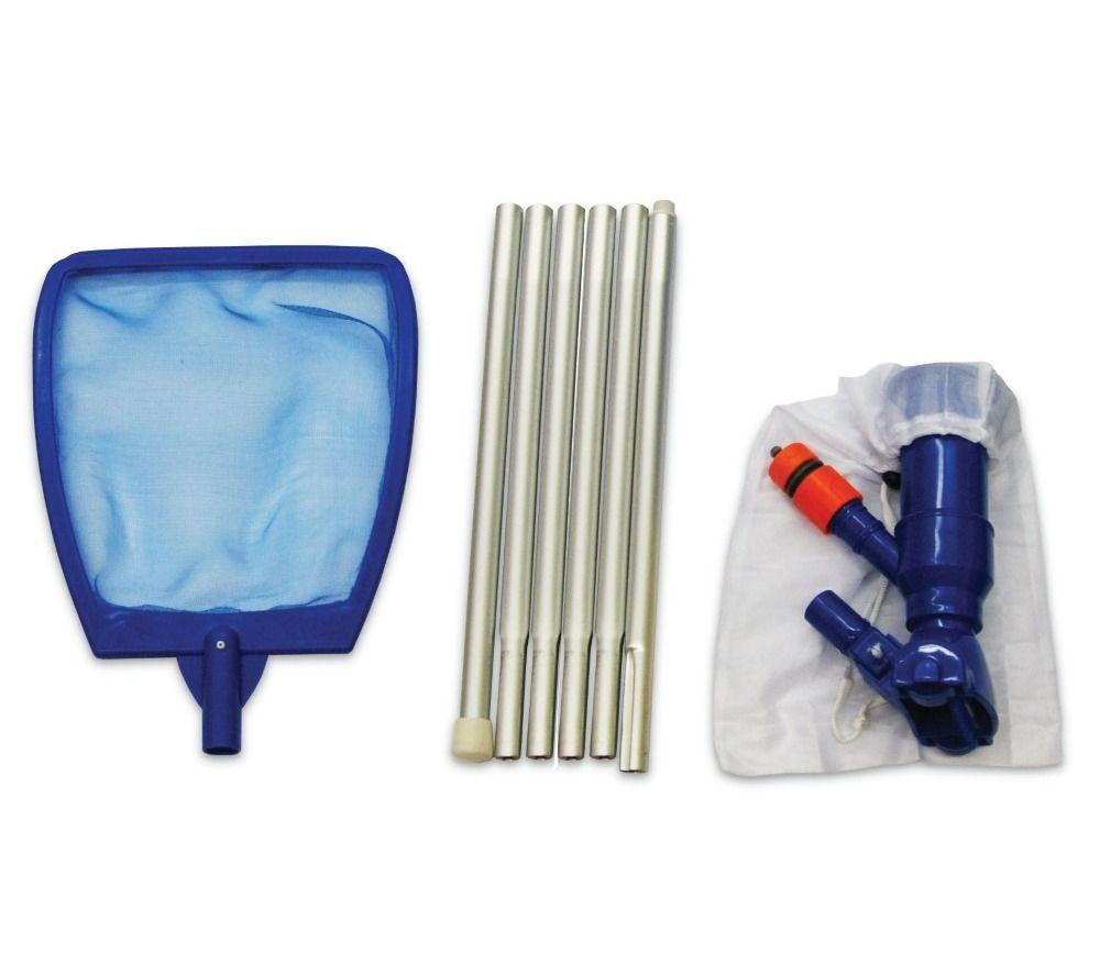 Kit maintenance Piscine - 3 pièces