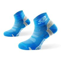 Bv Sport - Socquettes Light One Bleues Chaussettes Running