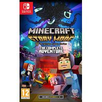 NINTENDO - Minecraft Story Mode : L'Aventure Complète - Switch
