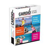 E.P.I Diffusion - Cardio : Power Cardio + Cardio minceur + Cardio Dance Latino