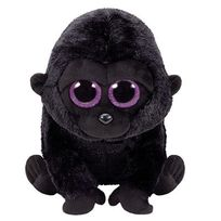 TY - Beanie Boo's - Peluche George le gorille 23 cm