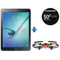 Samsung - Galaxy Tab S2 -9,7'' - 32 Go - Noir + Minidrone Parrot avec lumières