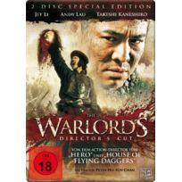 Ksm GmbH - The Warlords - Metal-pack IMPORT Allemand, IMPORT Coffret De 2 Dvd - Edition simple
