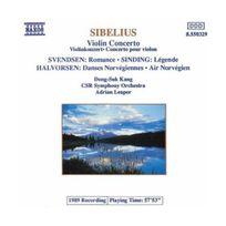 Naxos - Concerto pour violon