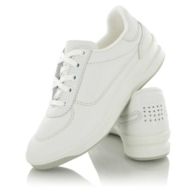 Tbs - Brandy blanc, baskets mode femme