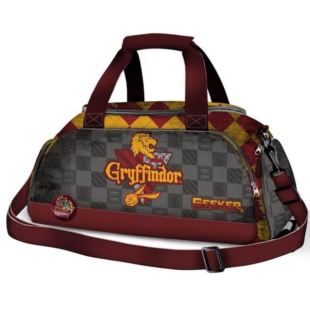 classic styles premium selection best quality Sac de Sport/Voyage Harry Potter Quidditch Griffondor
