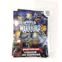 Topps - Cartes à collectionner World of Warriors : Kit de démarrage