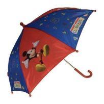 Mickey - Parapluie bleu et rouge