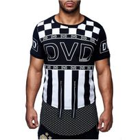 David Gerenzo - Tee shirt fashion T-shirt G-d 128 Noir